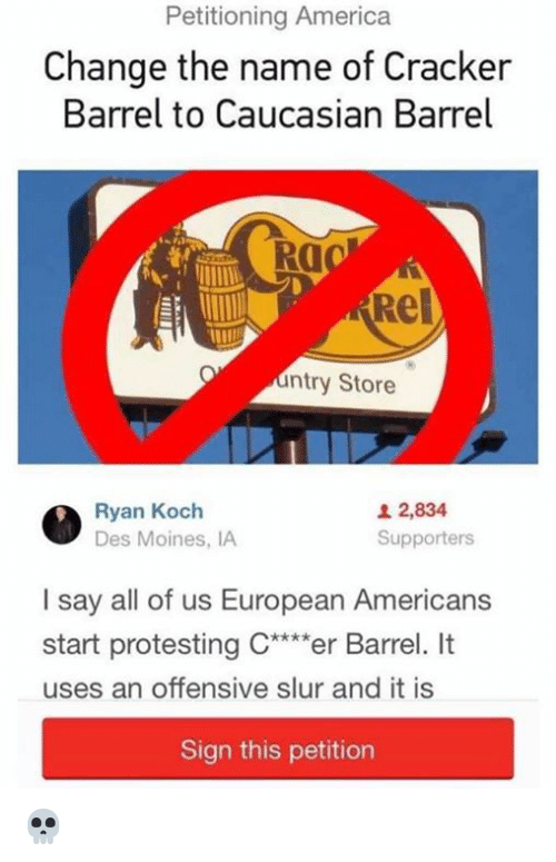 Search barrel memes on for How did cracker barrel get its name