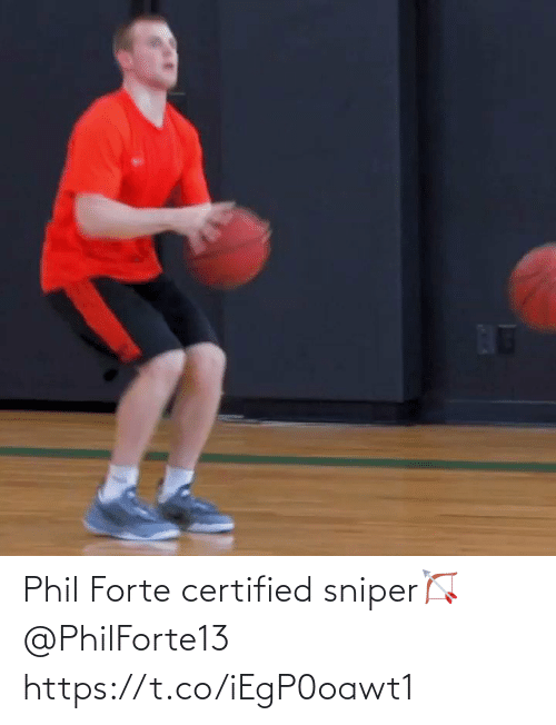 White People: Phil Forte certified sniper🏹 @PhilForte13 https://t.co/iEgP0oawt1