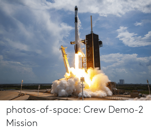photos: photos-of-space:  Crew Demo-2 Mission