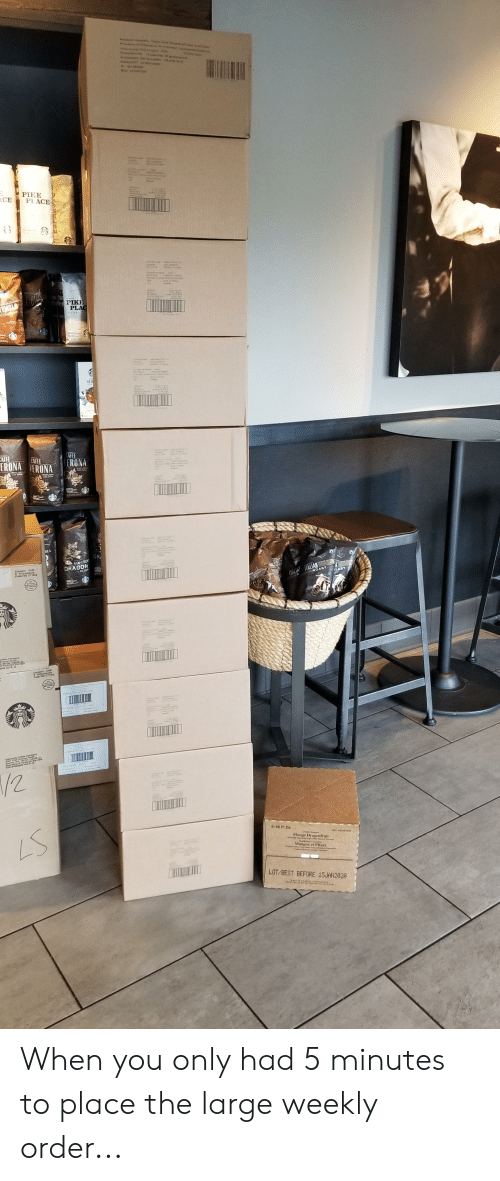 komodo dragon: pit50 rs  ATR  uf10soo  PIKE  PLACE  CE  Acls  iusor  LAN  PIKE  PLAC  EMBLO  DAST  VIA IN  CAFFE  ERONA  CAFE  ERONA  CAFFE  VERONA  LES  hes  RA  DR  KOMODO  DRAGON  Cafd  Contenu  6-453g paqucts  Paide Net 271  BLEND  AGAST  ROAST  iTALIA TALIAN  OAST  UKON  Coftae Compy  en So  PaRKNdne  Cor Caté  a-4537 paquets  Pads et 271  2401 Urah A  andP  /2  6-48 FI Oz  SKU OIONS  Mango Dragonfruit  atlyh l F  Mangue et Pitaya  Ar t A y A se  LOT/BEST BEFORE 15JAN2028  No  eM  In When you only had 5 minutes to place the large weekly order...