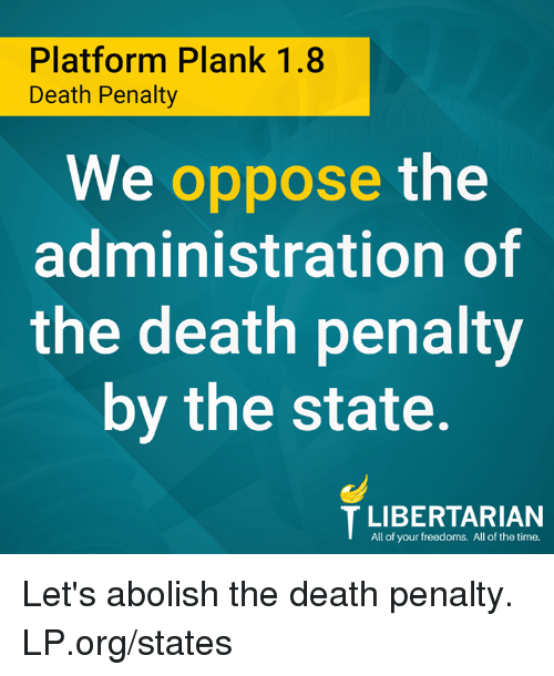an overview of the death penalty and the reasons it should be abolished Overview/background the united states remains in the minority of nations in the world that still uses death as penalty reason to keep the death penalty is to.
