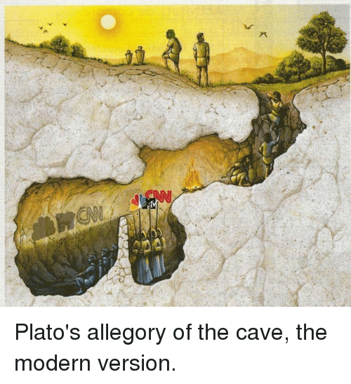 platos the allegory and the cave The allegory of the cave is plato's best-known work, and an extended metaphor  explaining what it takes to become a truly enlightened.