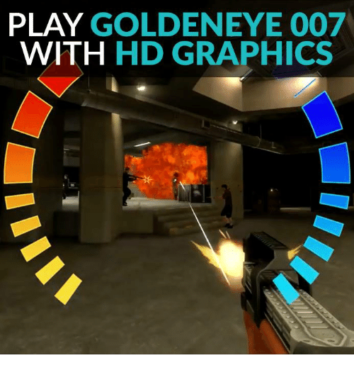Funny Goldeneye 007 Memes Of 2016 On Sizzle Dank