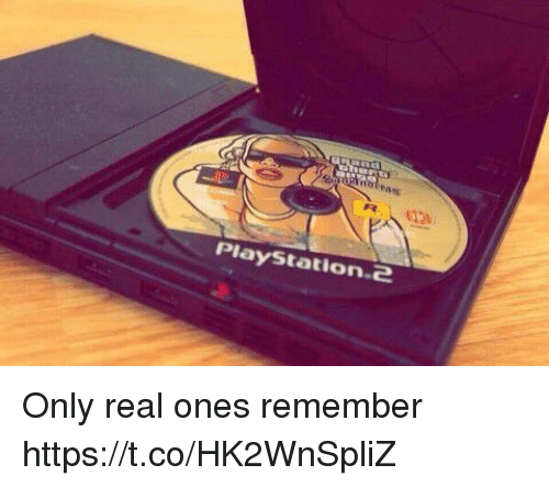 PlayStation, Hood, and Playstation 2: PlayStation-2 Only real ones remember https://t.co/HK2WnSpliZ