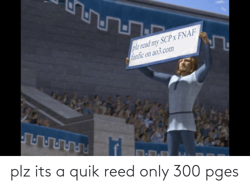 Reed: plz its a quik reed only 300 pges
