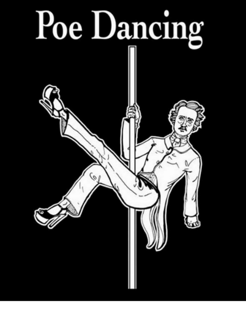 Dancing, Memes, and 🤖: Poe Dancing
