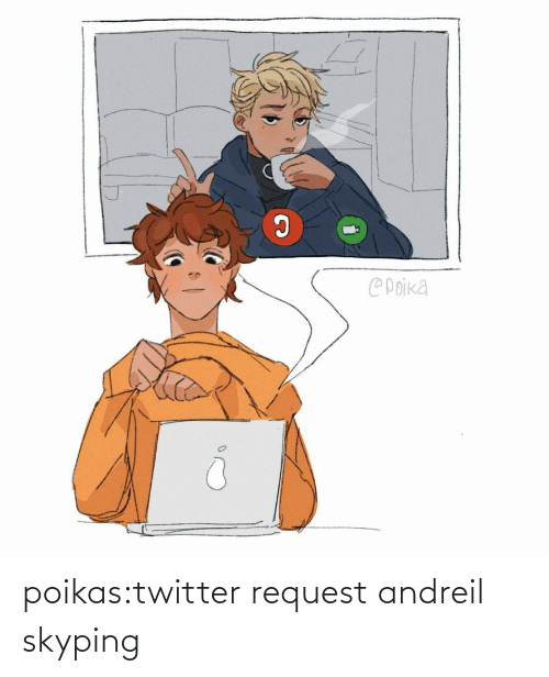 Request: poikas:twitter request andreil skyping