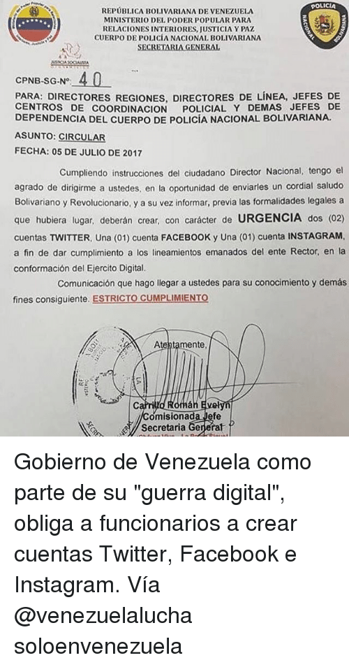 25 best memes about venezuela international and Ministerio de relaciones interiores y justicia