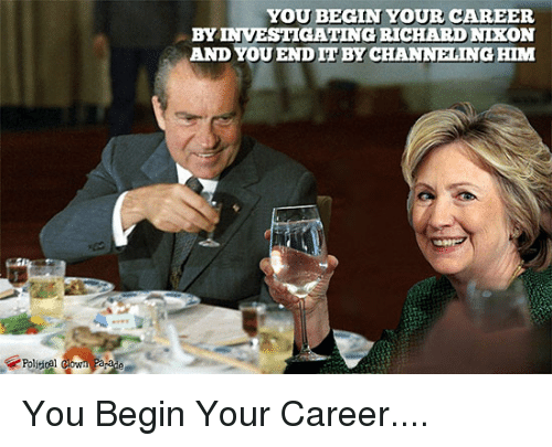 Conservative, Him, and Channel: Political  YOU BEGIN YOUR CAREER  BY INVESTIGATING RICHARD NTSON  AND YOUENDITBY CHANNELING HIM You Begin Your Career....