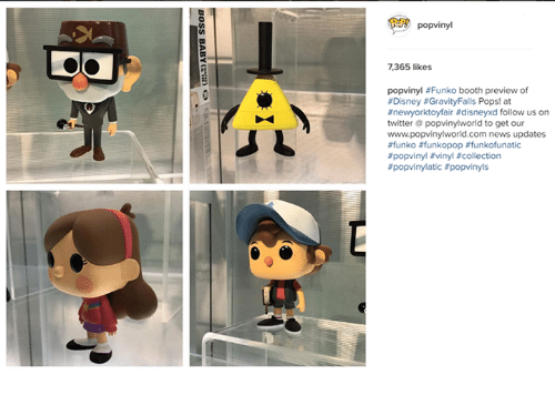 Disney, Memes, and News: popvinyl  7,365 likes  popvinyl Funko booth preview of  Disney GravityFalls Pops! at  newyorktoyfair disneyxd follow us on  twitter a popvinylworld to get our  www.popvinylworld.com news updates  afunko #funkopop funkofunatic  apopvinyl avinyl ecollection  apopvinylatic popvinyls