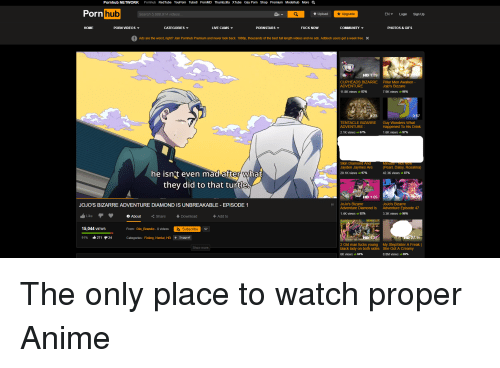 Pornhub Anime Gay