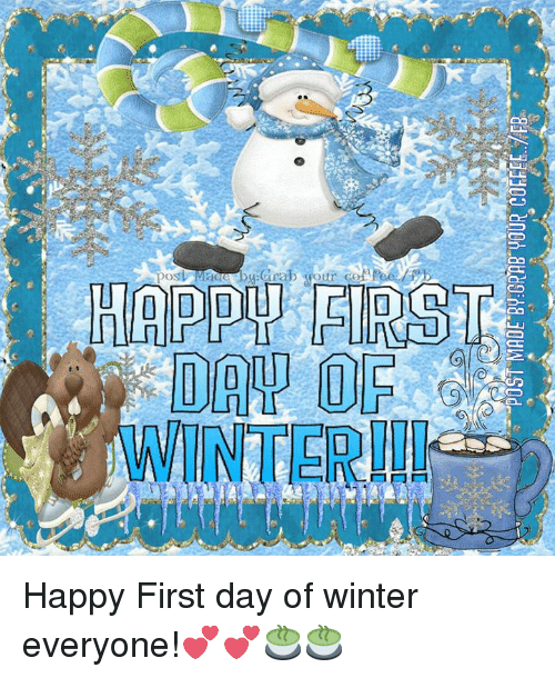 Post Mades: POST MADE BW:GRAB WOUR COFFEE..lFBw Happy First day of winter everyone!💕💕🍵🍵