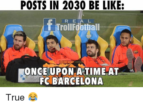 ab0bce24a8 POSTS IN 2030 BE LIKE R E a L F ITHEINFINITE FOOTBAL ONCE UPON a ...