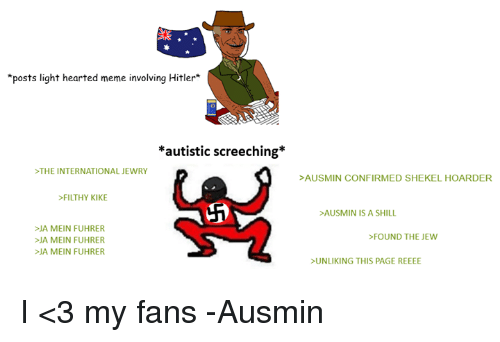 Search Autistic Screeching Memes on me.me