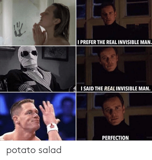 potato salad: potato salad