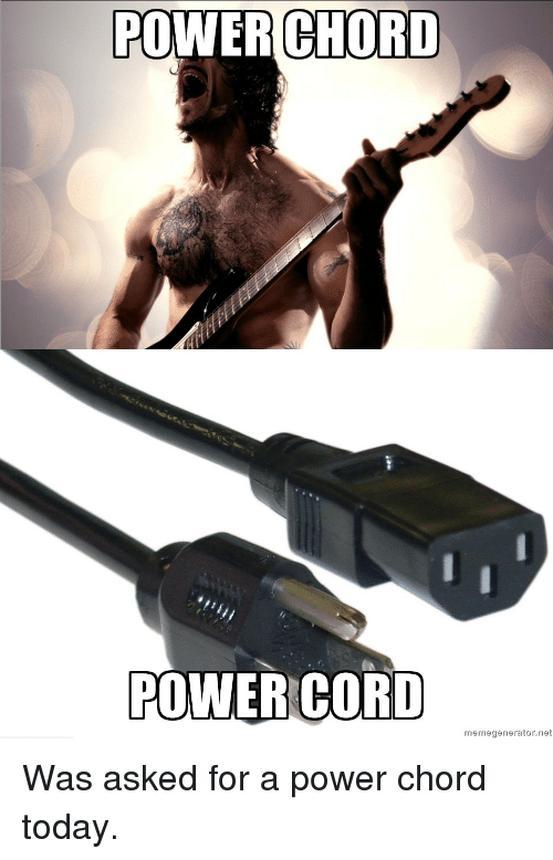 Dildo Power Chord