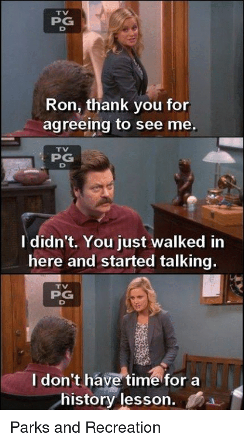 25 Best Memes About Parks And Recreation