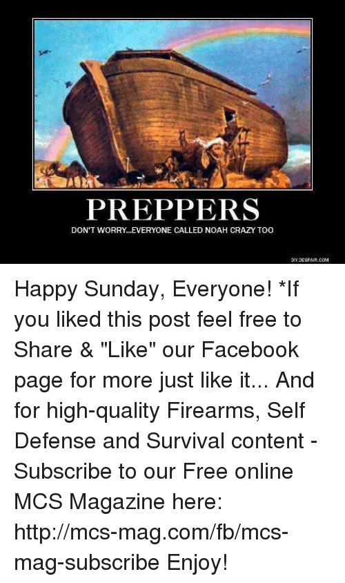 25 Best Memes About Preppers Preppers Memes