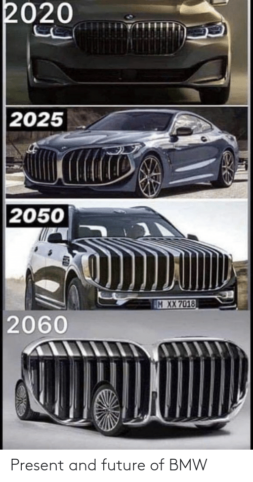 bmw: Present and future of BMW