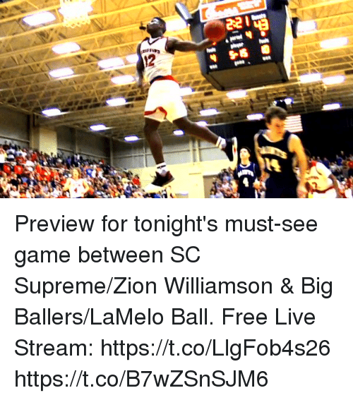 Preview for Tonight's Must-See Game Between SC SupremeZion ...