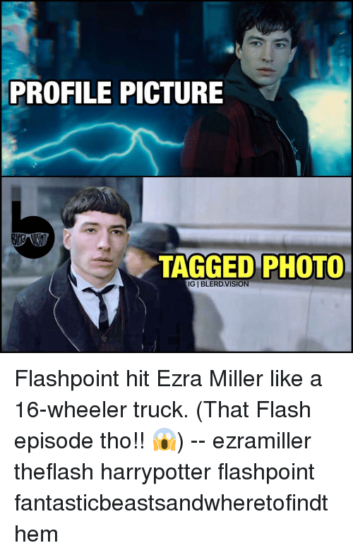 Flashpoint Fanfic