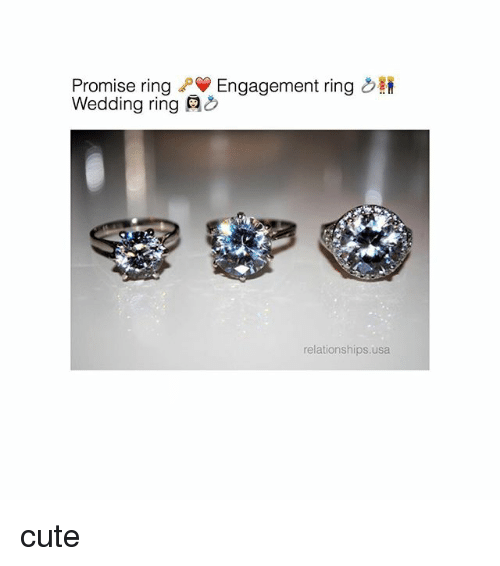 promise ring engagement ring and wedding ring set promise ring pv engagement ring wedding ring relationships 6829
