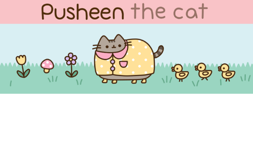 Cats, Dank, and 🤖: pusheen the cat