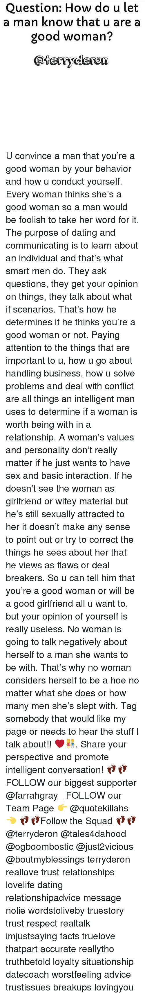 Thought differently, How to get him to have sex something is