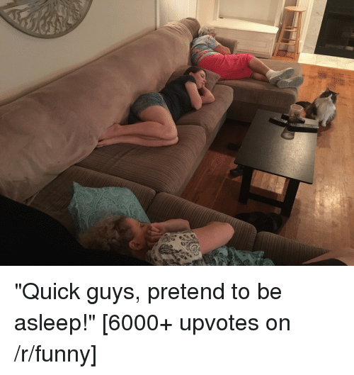 """Grandma, Love, and Moms: """"Quick guys, pretend to be asleep!"""" [6000+ upvotes on /r/funny]"""