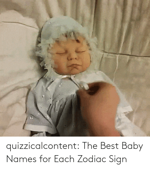 zodiac sign: quizzicalcontent:    The Best Baby Names for Each Zodiac Sign
