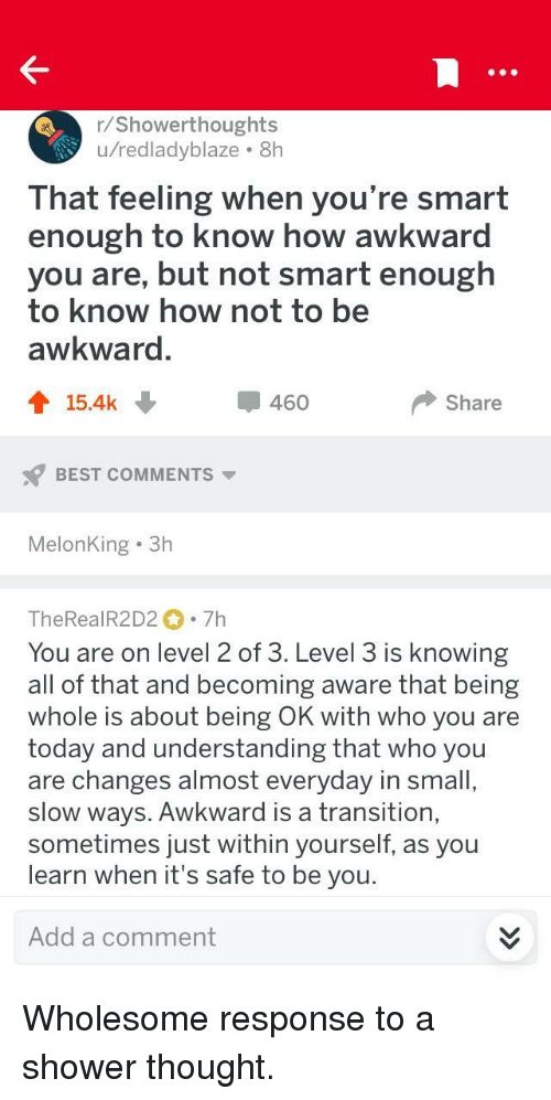 how to know you are smart