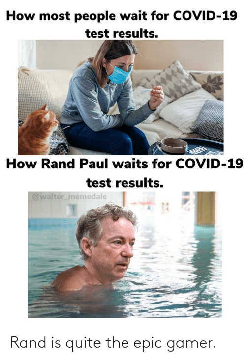 rand: Rand is quite the epic gamer.