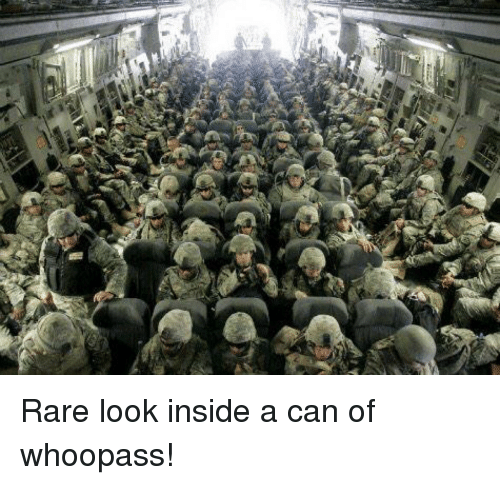 A Can Of Whoopass
