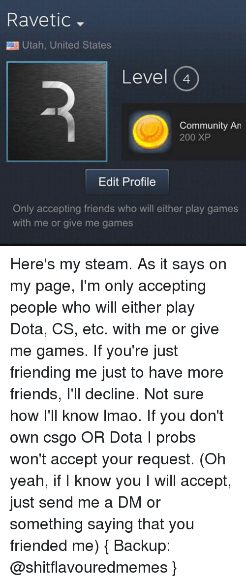how to know my steam id