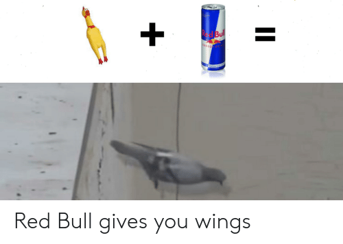 red bull gives you wings: Re Bul  ENERG DR  Vitalices bod  + Red Bull gives you wings