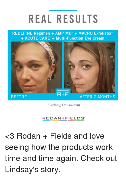 10 Kitchen And Home Decor Items Every 20 Something Needs: REAL RESULTS REDEFINE Regimen AMP MD MACRO Exfoliator