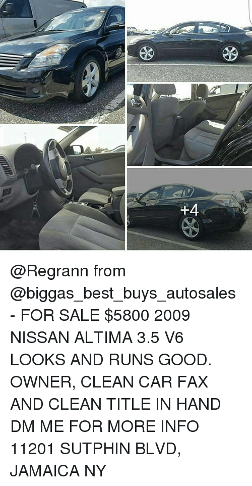 from for sale 5800 2009 nissan altima 35 v6 looks and runs good owner clean car fax and clean. Black Bedroom Furniture Sets. Home Design Ideas