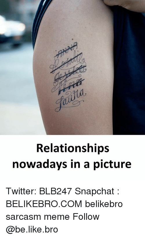 Dating nowadays