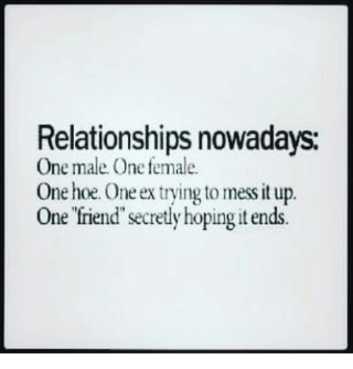 Quotes About Hoes Messing Up Relationships