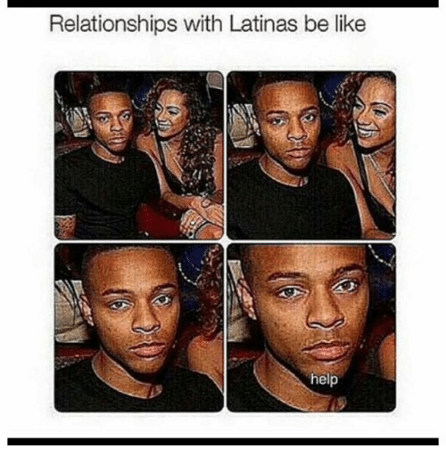 dating a latina be like I want to be in a city where i will meet a latina who won't  or better yet who will  be open to dating an indian guy and going out with one  of indian guy - latina  and i just don't know why it doesn't exist or anything like that.