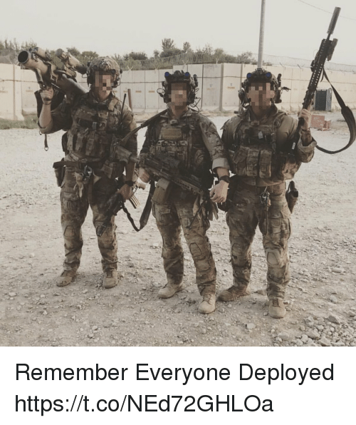 Memes, 🤖, and Remember: Remember Everyone Deployed https://t.co/NEd72GHLOa