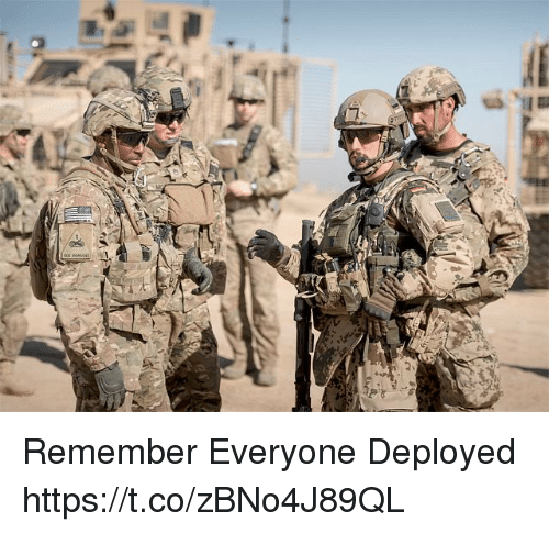 Memes, 🤖, and Remember: Remember Everyone Deployed https://t.co/zBNo4J89QL