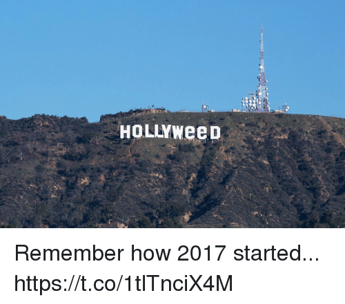 Girl Memes, How, and Remember: Remember how 2017 started... https://t.co/1tlTnciX4M