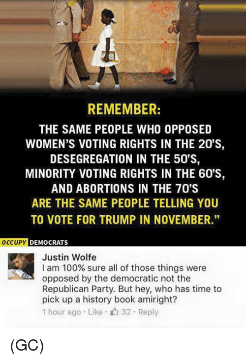 25+ Best Memes About Voting Rights | Voting Rights Memes