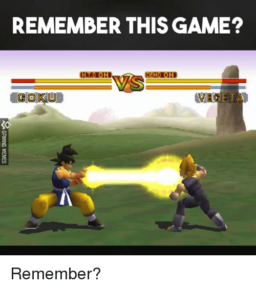 Video Games, Remember, and Game-Meme: REMEMBER THIS GAME?  I  GOKIOD  GAMING MEMES Remember?
