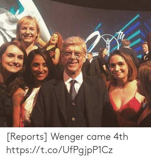 4Th: [Reports] Wenger came 4th https://t.co/UfPgjpP1Cz