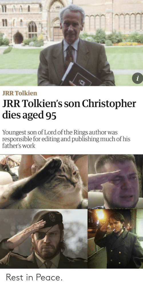 rest in peace: Rest in Peace.