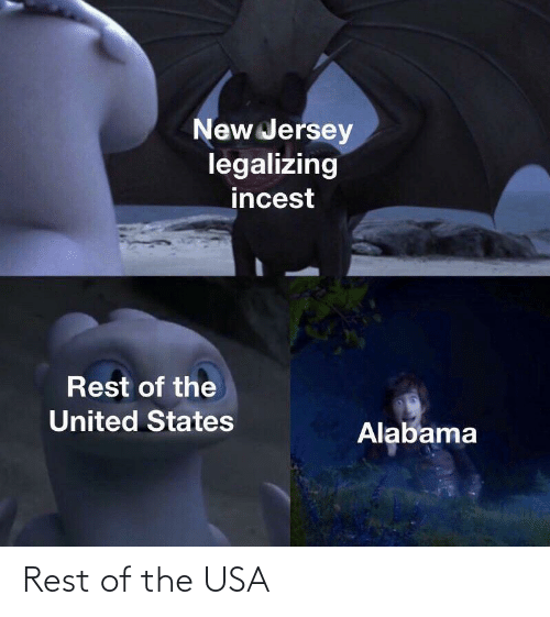 usa: Rest of the USA