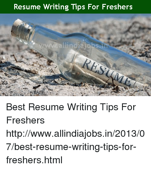 memes and als resume writing tips for freshers al indiajobs best - Best Resume Writing Tips