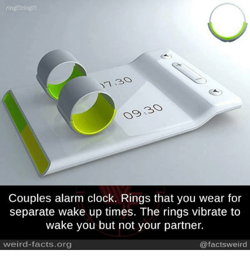 Wanted: An Alarm Clock That Won't Wake Your Partner